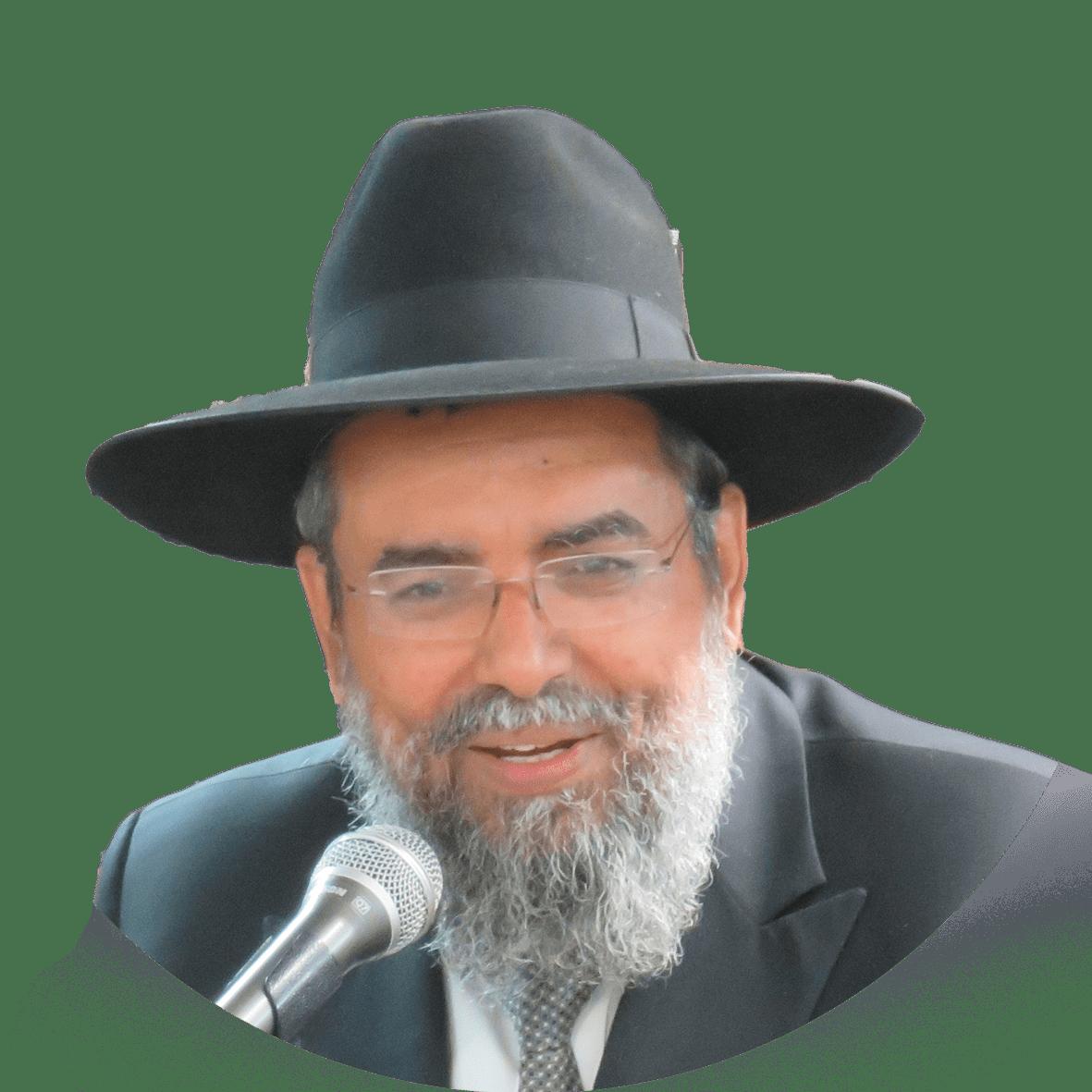 הרב יאיר טיירי