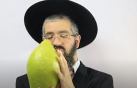 הרב אורן צדוק אתרוג