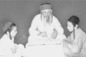 המארי בתימן בלימוד עם ילדי תשב