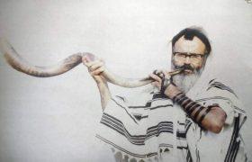 התמונה מאוסף משפחת יהושע: אחד מדודיו של יגאל יהושע ז